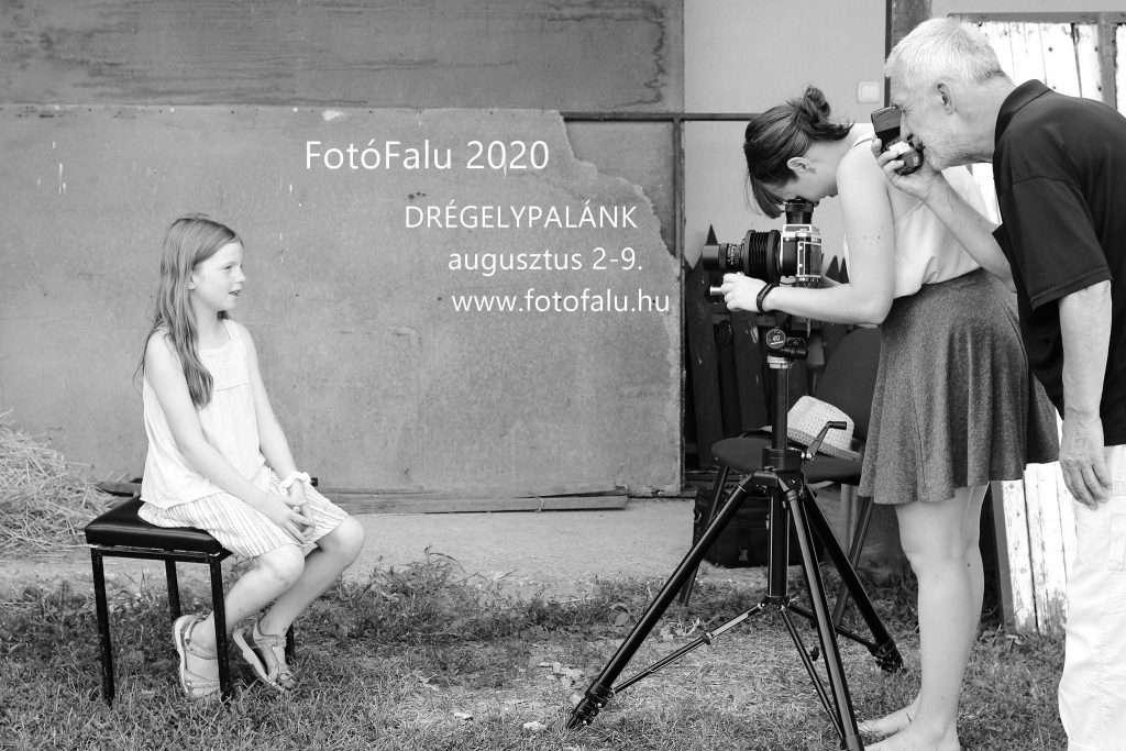 Fotófalu 2020 – Alkotótábor és művésztelep