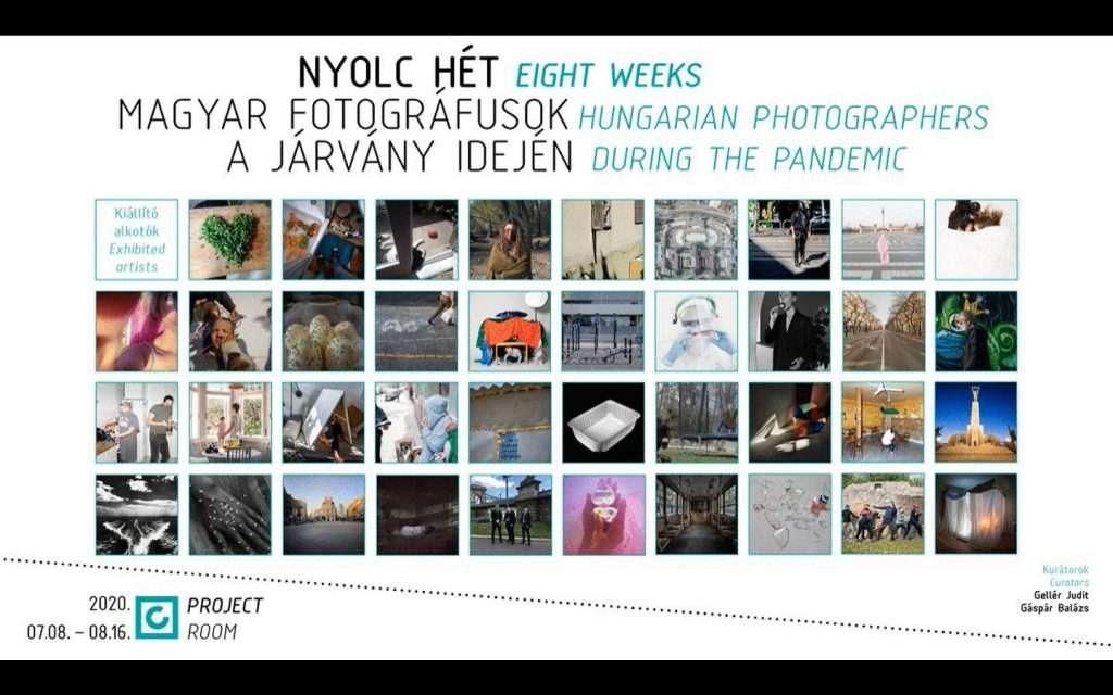 Nyolc hét. Magyar fotográfusok a járvány idején