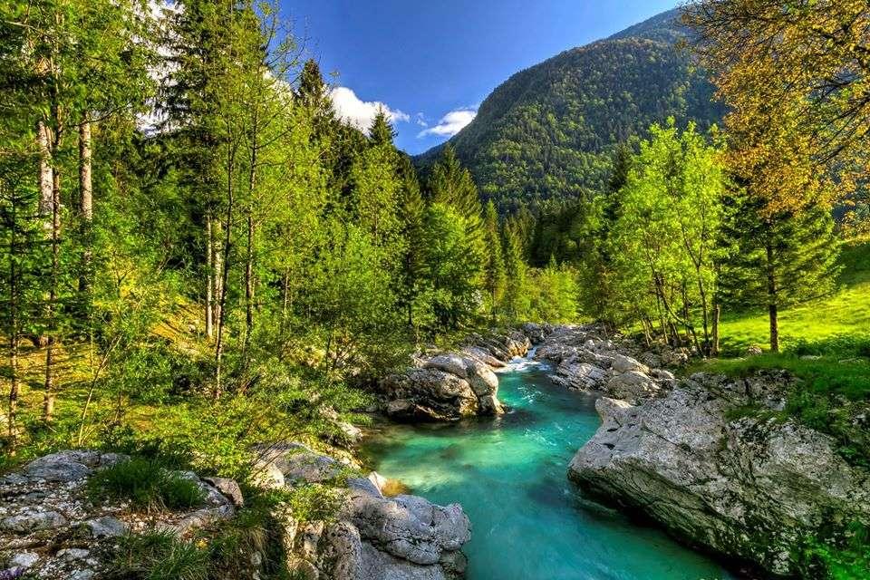 Szlovénia – Multiadventure A Júliai-Alpokban