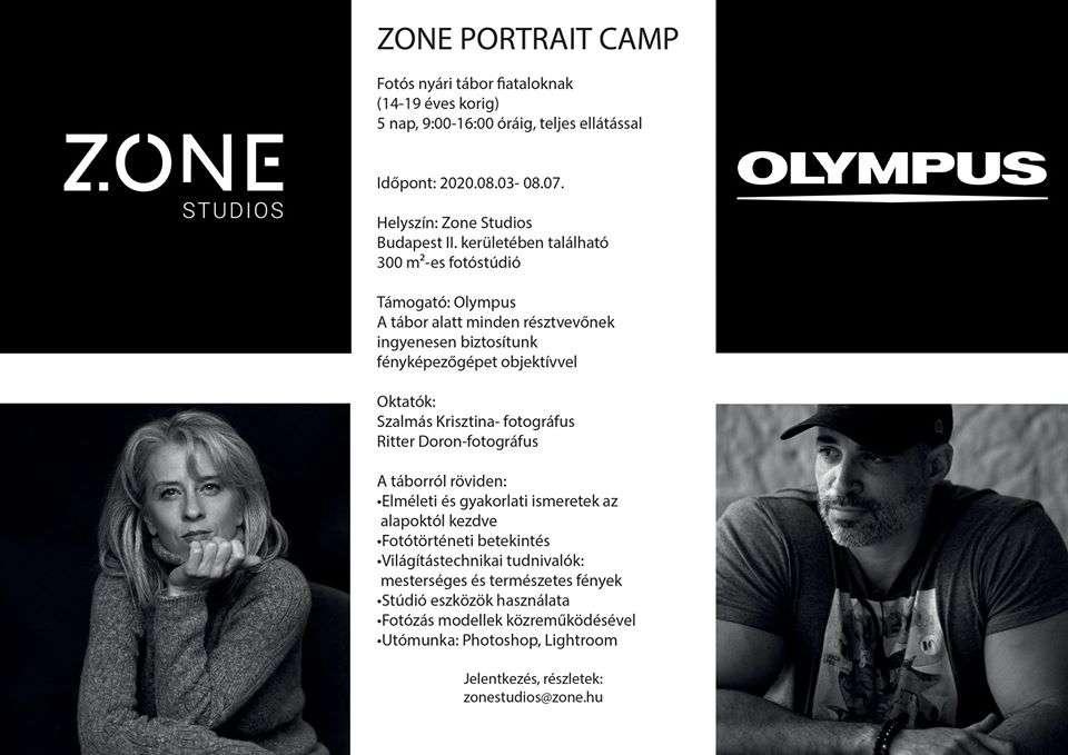 ZONE Portrait Camp