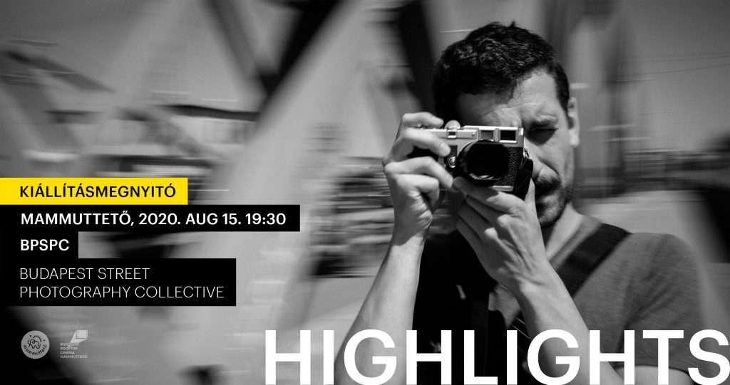 BPSPC – Highlights // Kiállításmegnyitó és vetítés