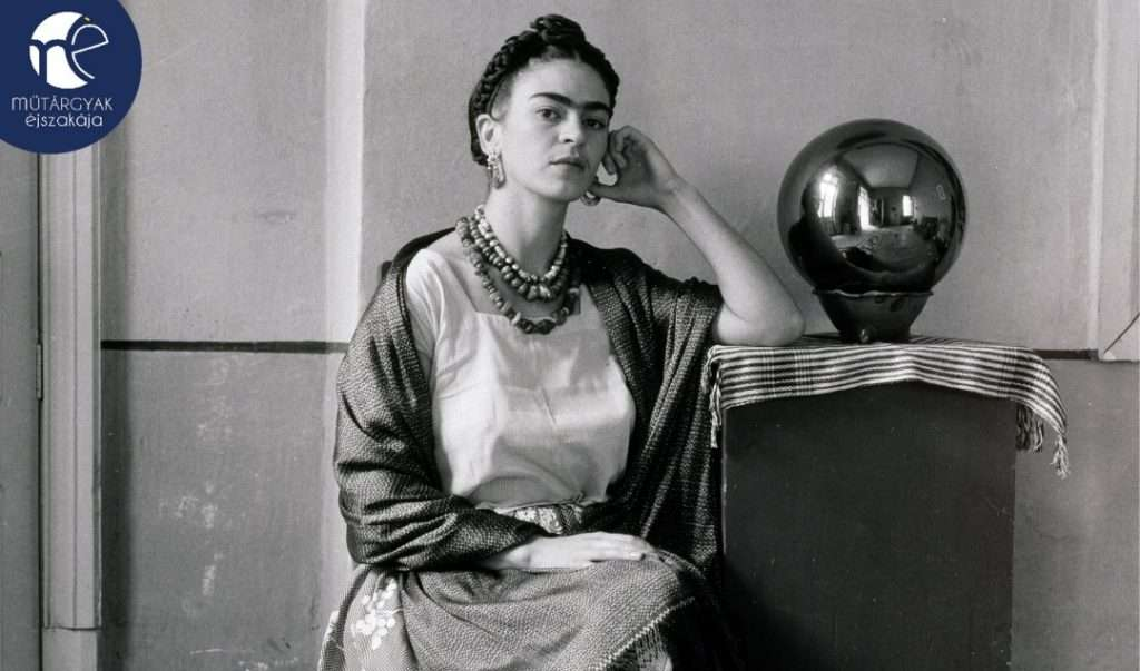 Frida Kahlo és a fotográfia