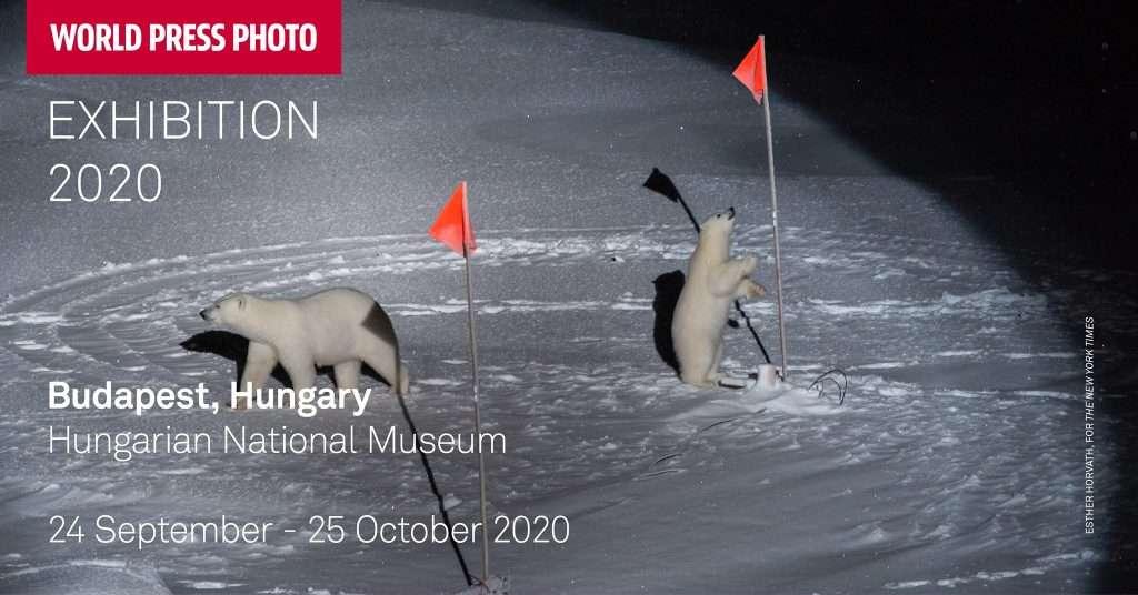 World Press Photo Exhibition 2020: Budapest, Hungary