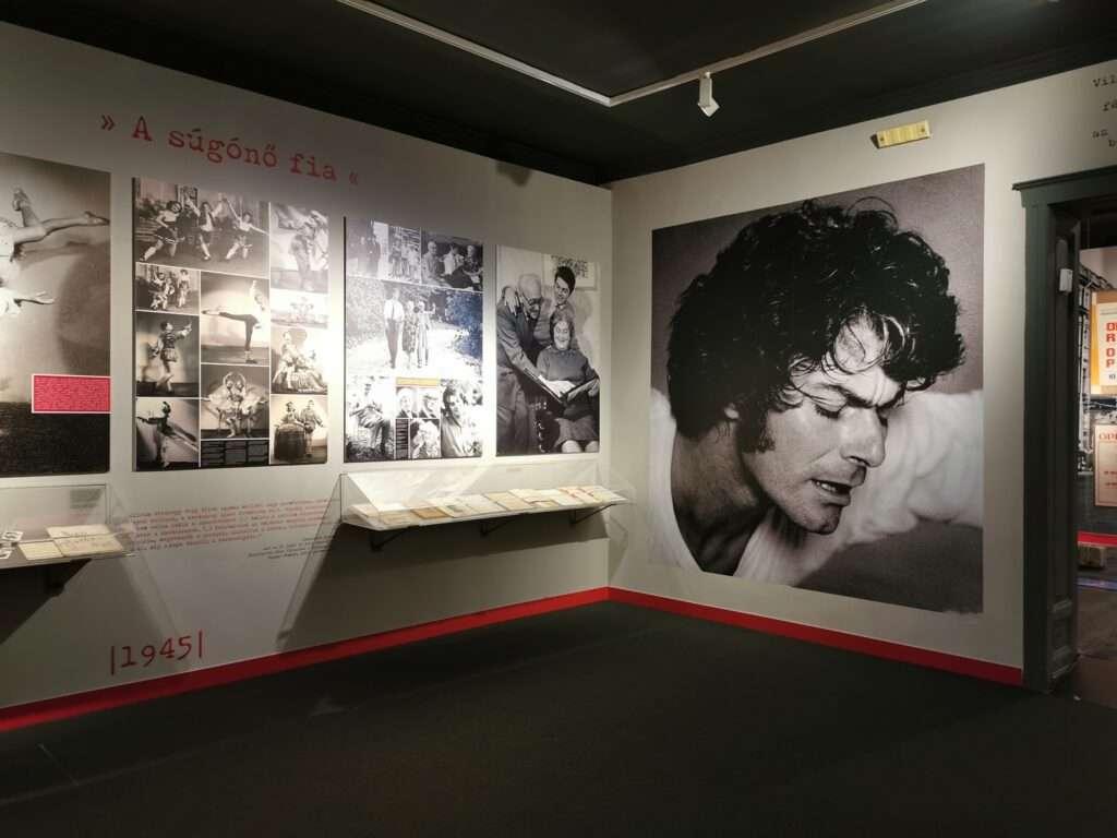 Kurátori tárlatvezetés a Róna Viktor kiállításban