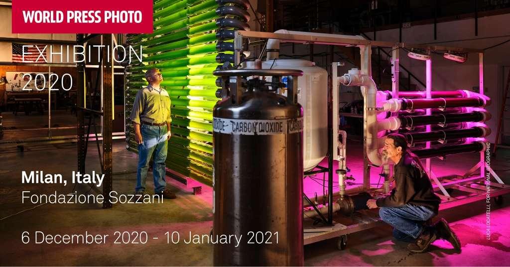 World Press Photo Exhibition 2020: Milan, Italy