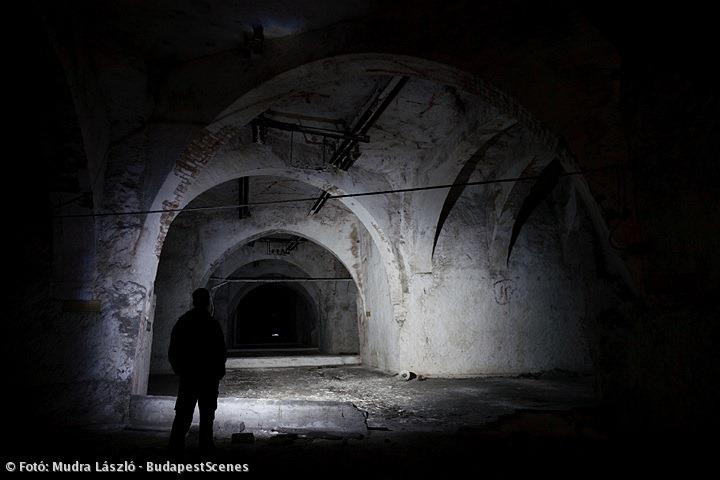 Látogatás a Kőbányai Pincerendszerbe
