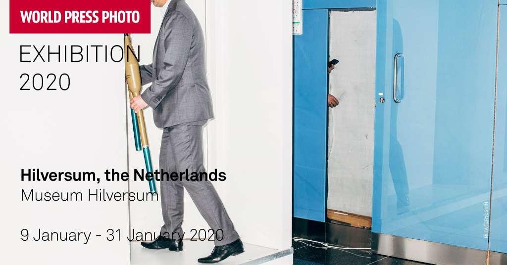 World Press Photo Exhibition 2020: Hilversum, the Netherlands