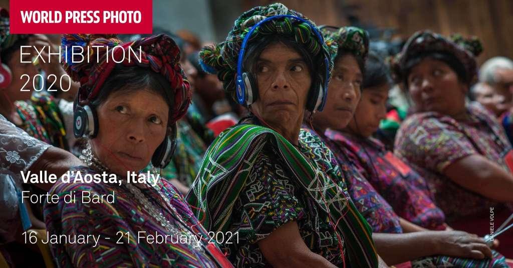 World Press Photo Exhibition 2020: Valle d'Aosta, Italy