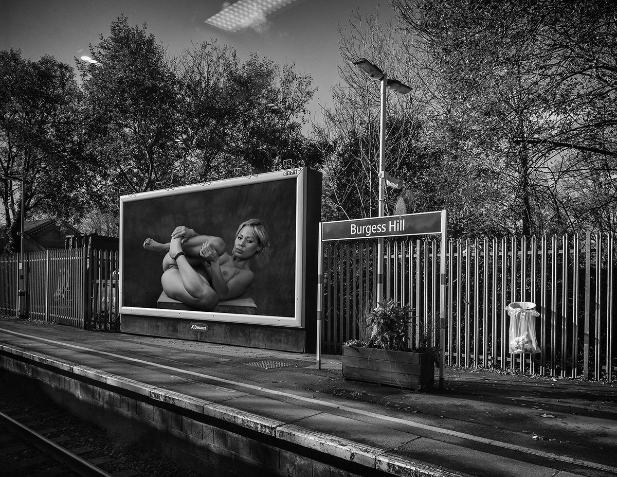 Fotó: Tímár Péter: Elmozdult akt_2784 – Burgess Hill, 2017 © Tímár Péter