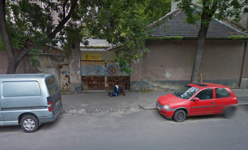 Fotó: Google Street View <br />Magyarország, Budapest, Diószegi Sámuel utca<br />