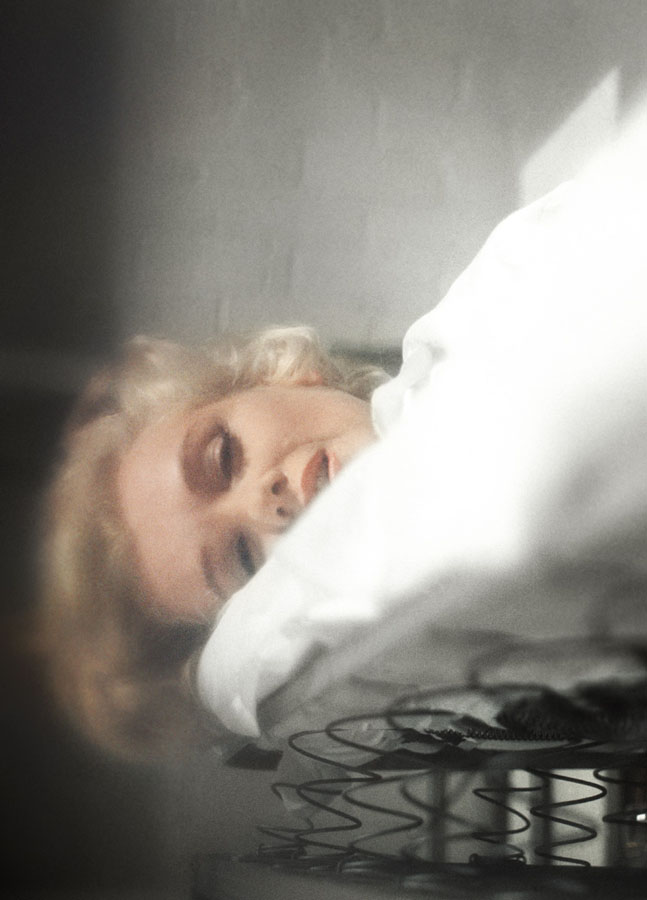 Fotó: Douglas Kirkland: Marilyn Monroe, 1961. november © PhotoOp