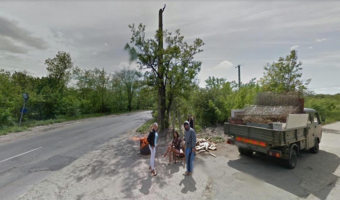 Fotó: Google Street View <br />Magyarország, Budapest, Kamareerdő
