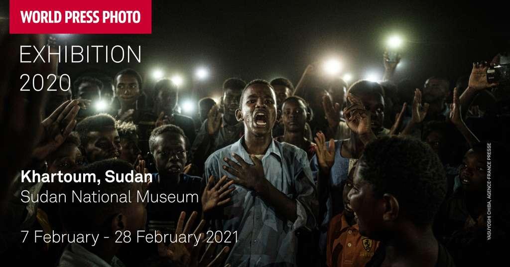 World Press Photo Exhibition 2020: Khartoum, Sudan