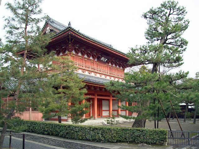 Élő séta Japánban, Kiotó legnagyobb templomnegyedében