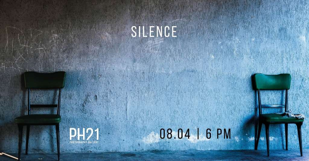Silence | opening | April 8. 2021