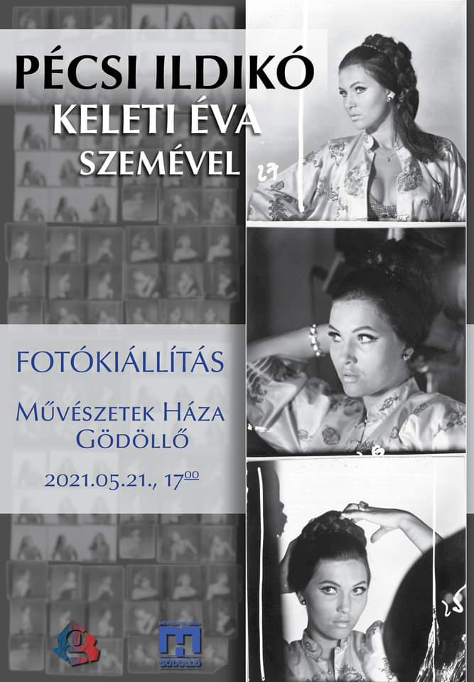 Pécsi Ildikó Keleti Éva szemével. Kiállítás
