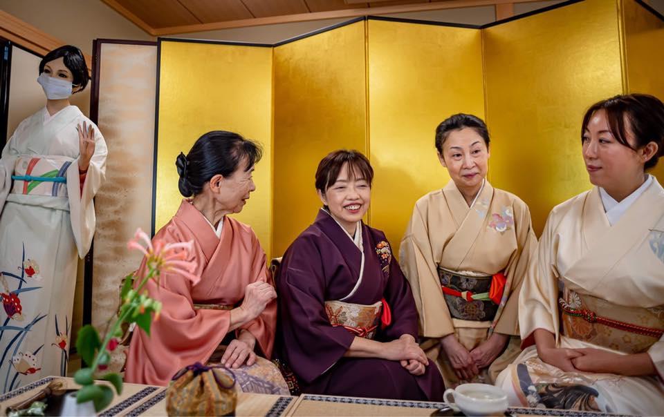 ÉLŐ Japánból – Japán teaszertartás