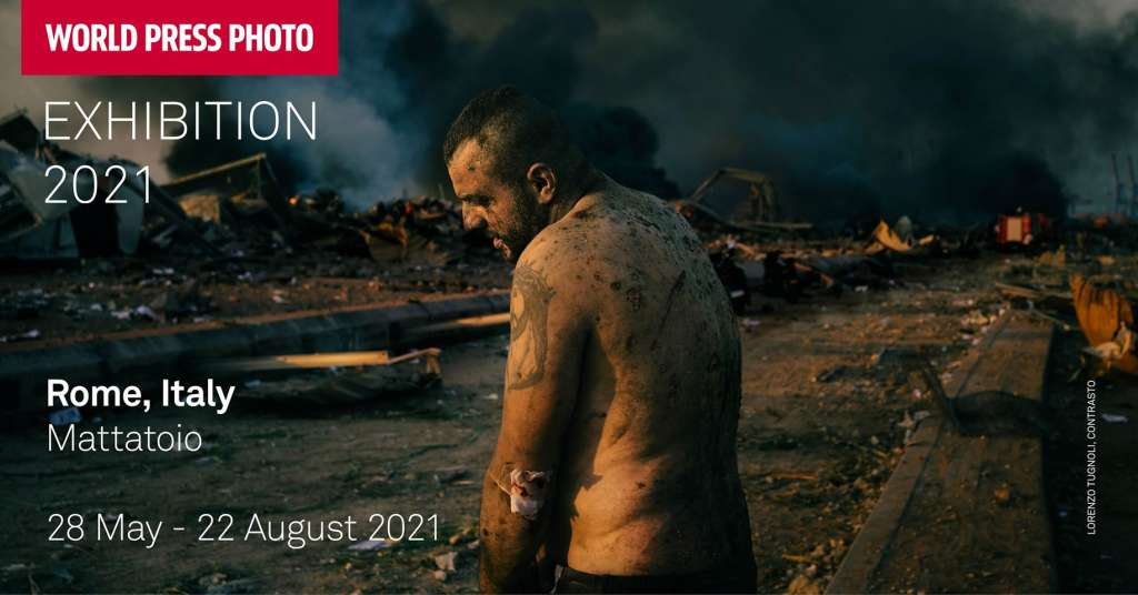 World Press Photo Exhibition 2021: Rome, Italy