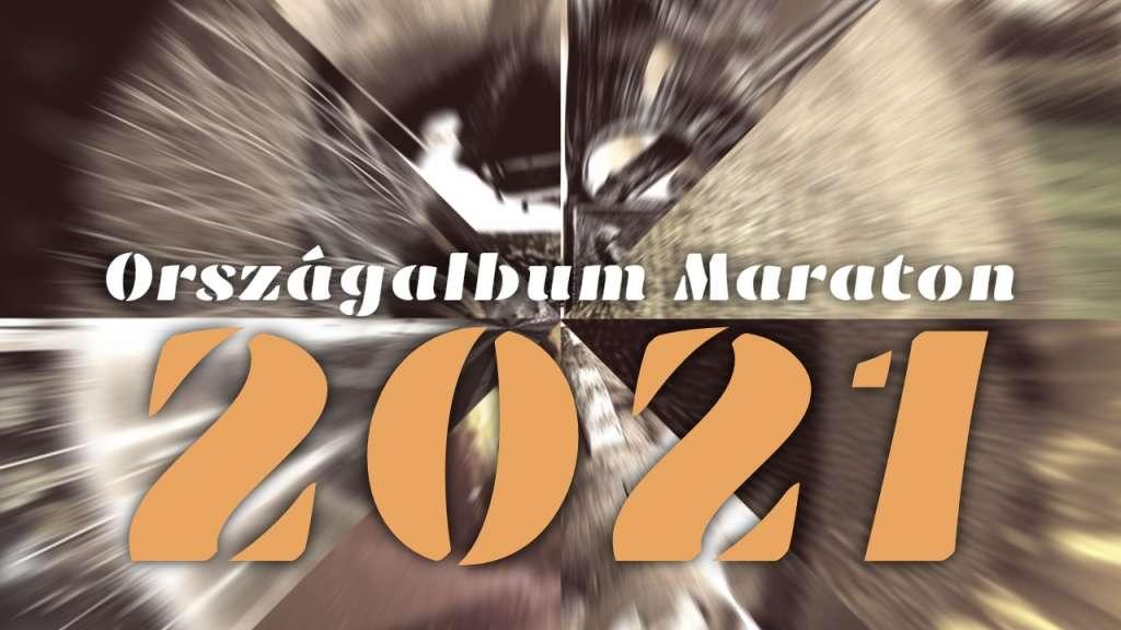 Országalbum Maraton 2021