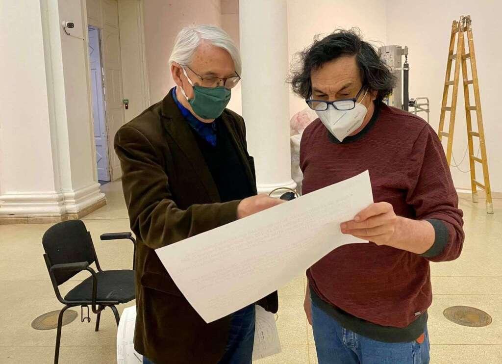 Dupla expozíció | Haris Lászlóval és Bán Andrással