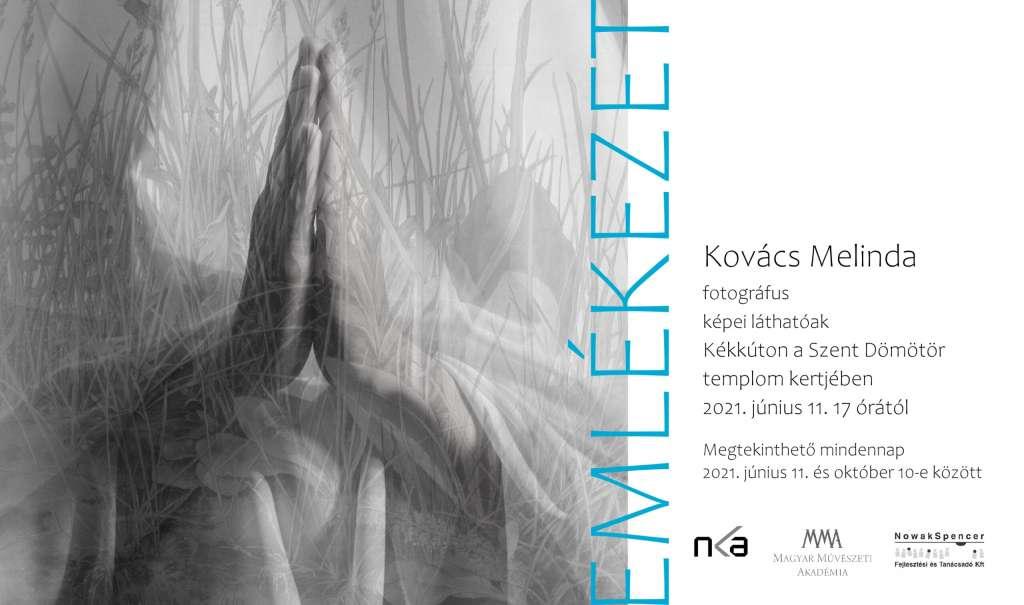 Kovács Melinda – Emlékezet -fotókiállítás