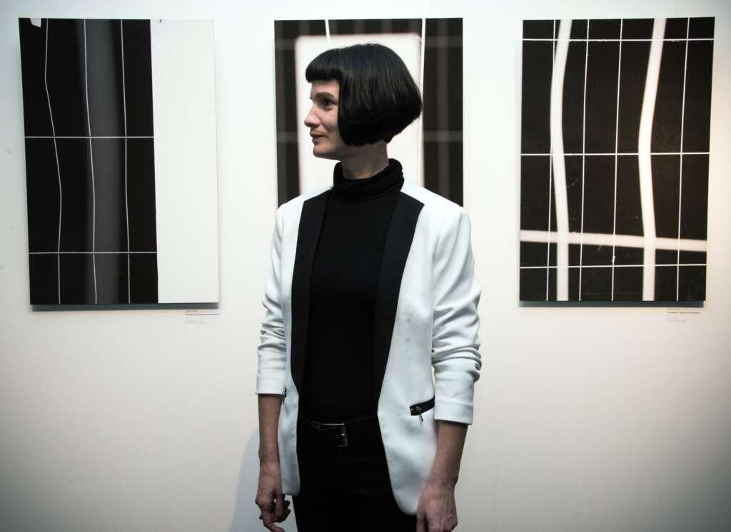 megnyitó │ Fény és felület │ Robitz Anikó fotóművész kiállítása │ Garten Balaton