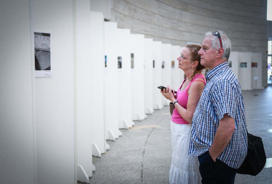 Tourism is our passion fotókiállítás a Kölcsey Központban