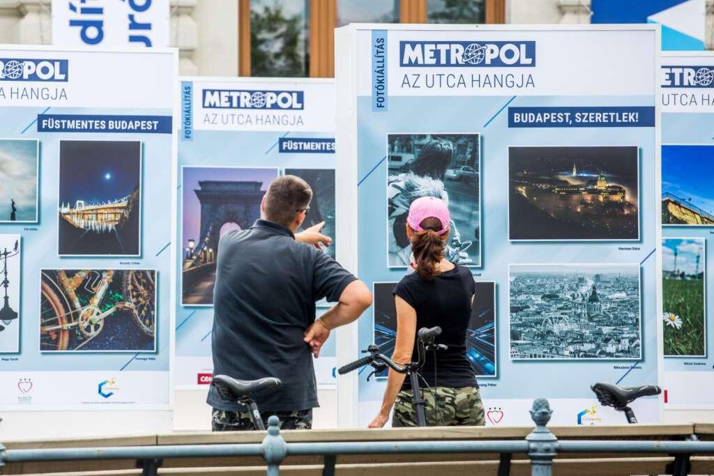 Metropol Fotópályázat kiállítás