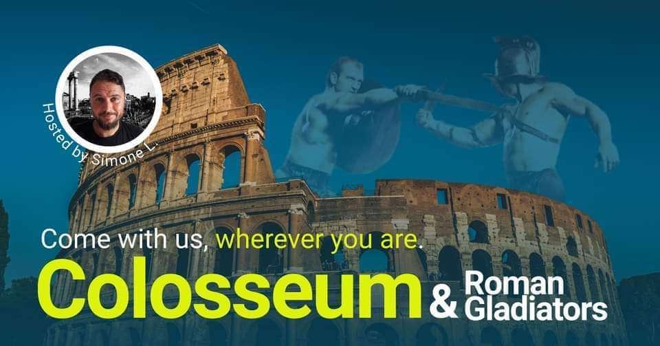FREE Virtual Tour: Colosseum and the Legend of Roman Gladiators