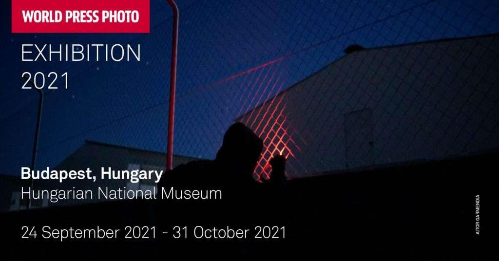 World Press Photo Exhibition 2021: Budapest, Hungary