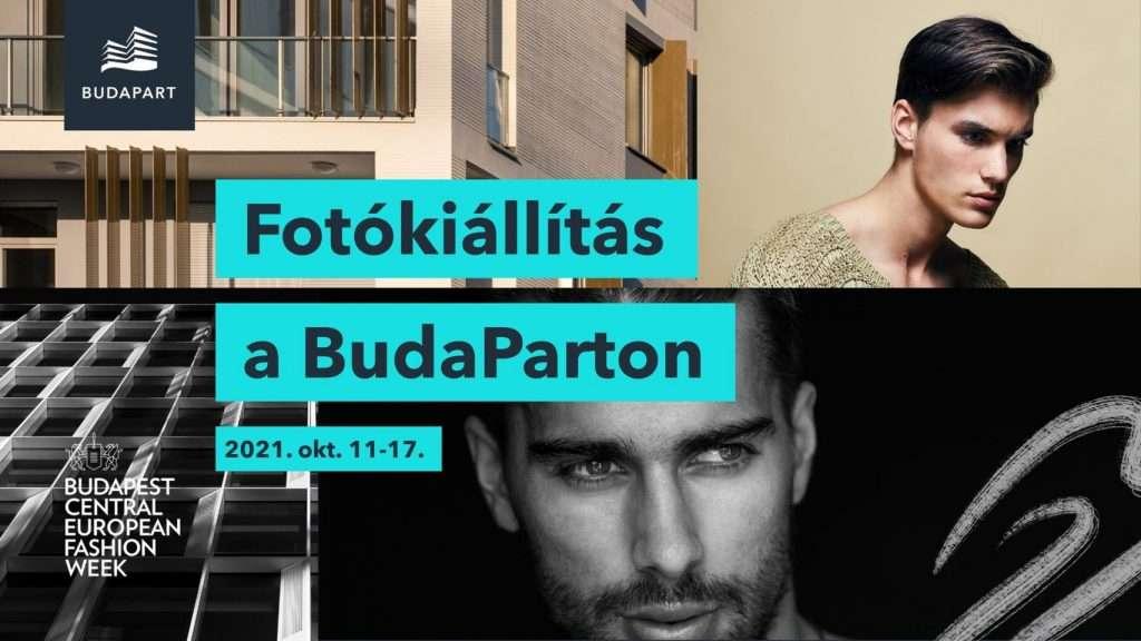 Fotókiállítás a BudaParton – Budapest Central European Fashion Week Side Event