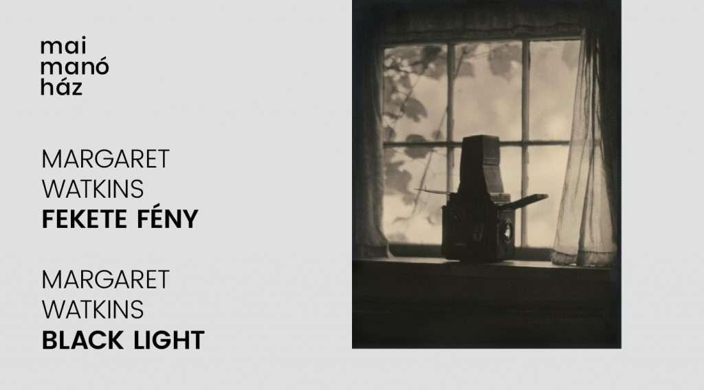 Margaret Watkins: Fekete fény – Fotókiállítás