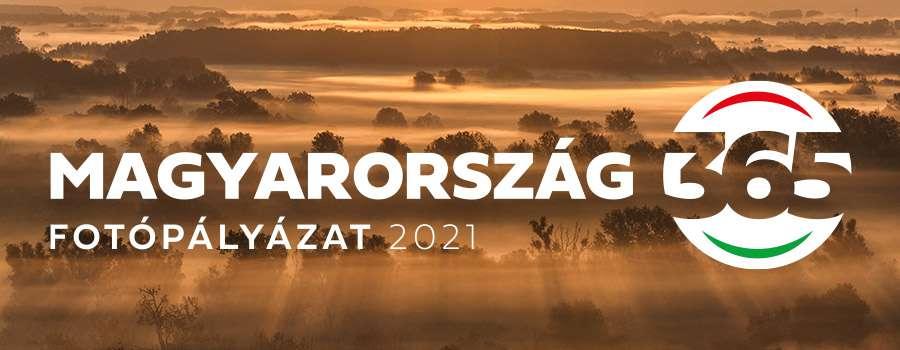 Magyarország 365 – fotópályázati felhívás 2021