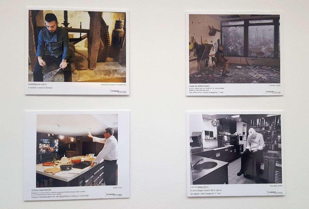 Négy fotó a pályázatra beérkezett 600 alkotásból Fotó: turizmus.com / Szerdahelyi Krisztina