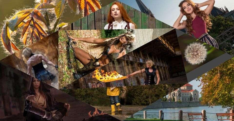 Őszi szabadtéri mini fotózás a Népligetben