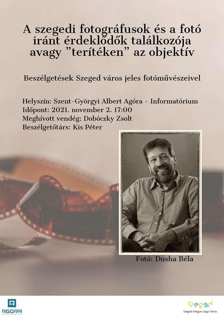Szegedi fotógráfusok. Beszélgetés Szegedi fotóművészekkel