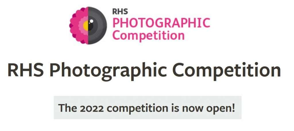 RHS Photographic Competiton 2022